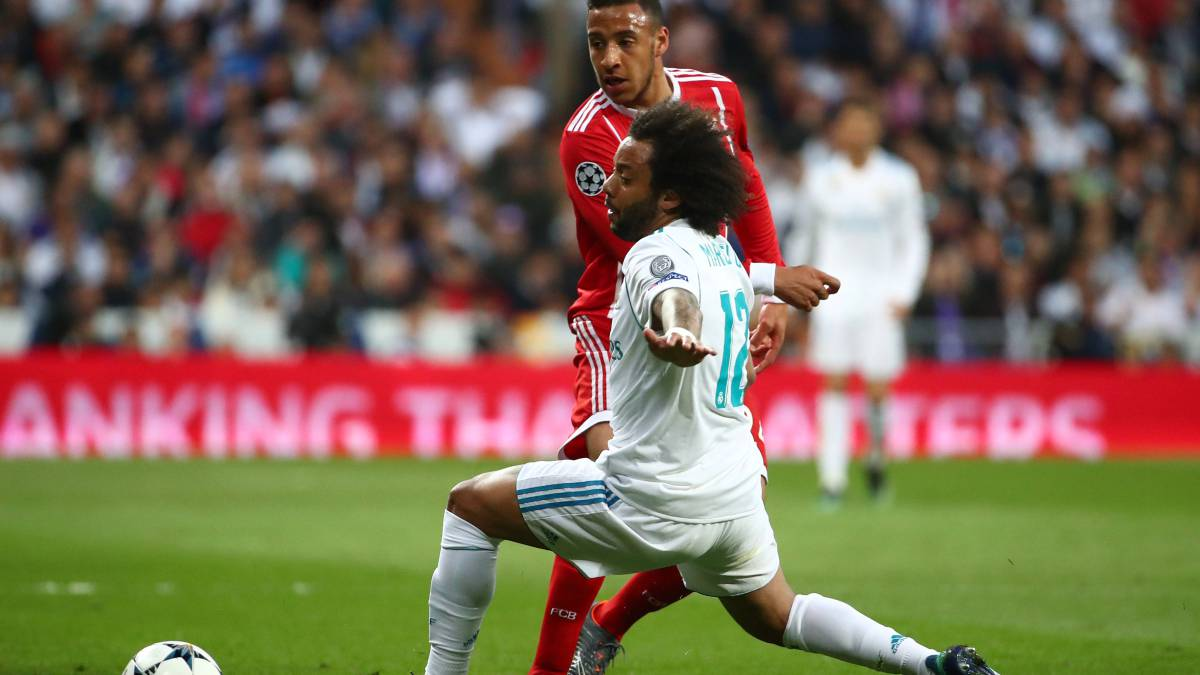 Marcelo's side: half Real Madrid's conceded goals down the left