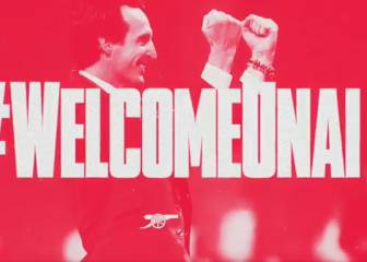 Official: Unai Emery is new Arsenal manager