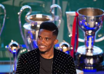 Lazio considering move for Eto'o as Nani's loan ends