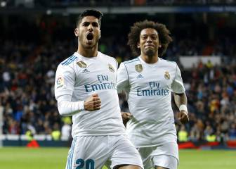 Klopp to face two players he has tried to sign in Isco and Asensio