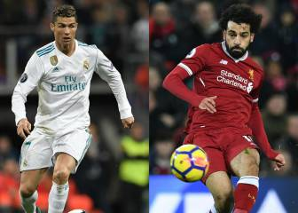 Ronaldo and Salah will battle for Ballon D'Or in Kiev