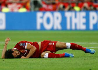 Egypt confident Mo Salah will be fit for the World Cup