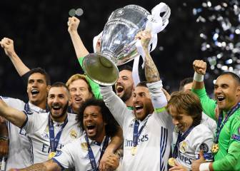 Real Madrid: three consecutive Champions Leagues and four in five seasons
