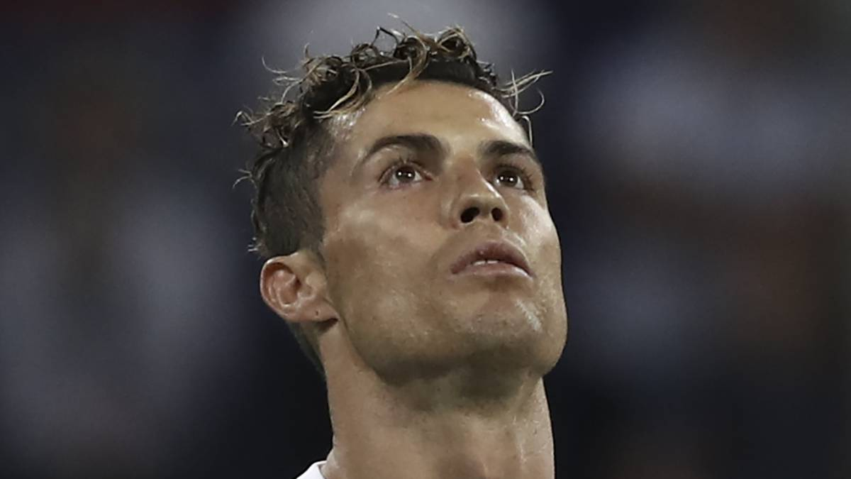 Cristiano Ronaldo casts doubt on future at Real Madrid