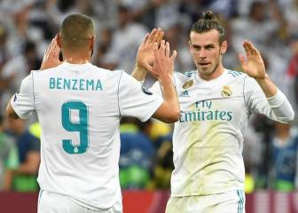 Real Madrid player ratings: Bale, Benzema and Ramos shine