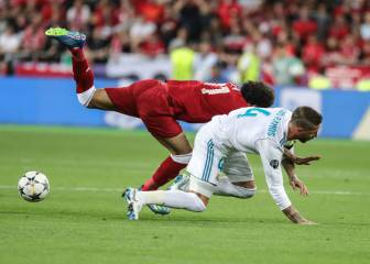 Egyptian press slam 'butcher' Ramos: