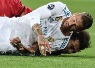Ramos: petition for Salah tussle punishment draws 500,000