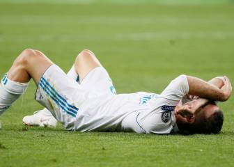 Dani Carvajal to join up with Spain squad, RFEF confirm