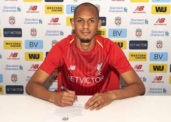 Liverpool beat Atlético Madrid to sign Fabinho from Monaco