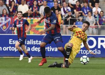 Huesca vs Nàstic game investigated for match-fixing