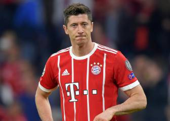 Lewandowski agent says striker wants to leave Bayern