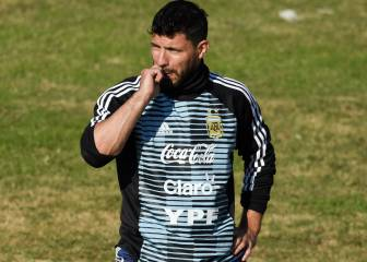 Aguero wants to return to Atlético Madrid