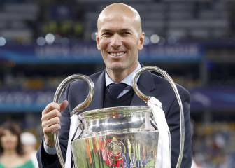 Zidane: a Real Madrid legend in just two and half years