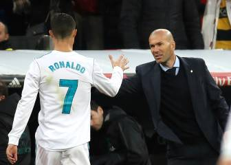 Zidane's exit makes Ronaldo's future at Real Madrid even more uncertain