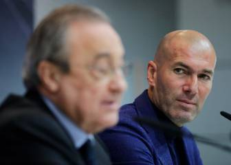 The reasons behind Zidane's decision to leave