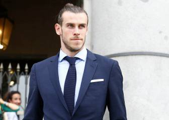 Gareth Bale sees hope at Real Madrid after Zidane departure