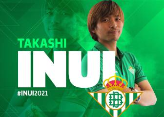 Real Betis announce Takashi Inui signing from Eibar