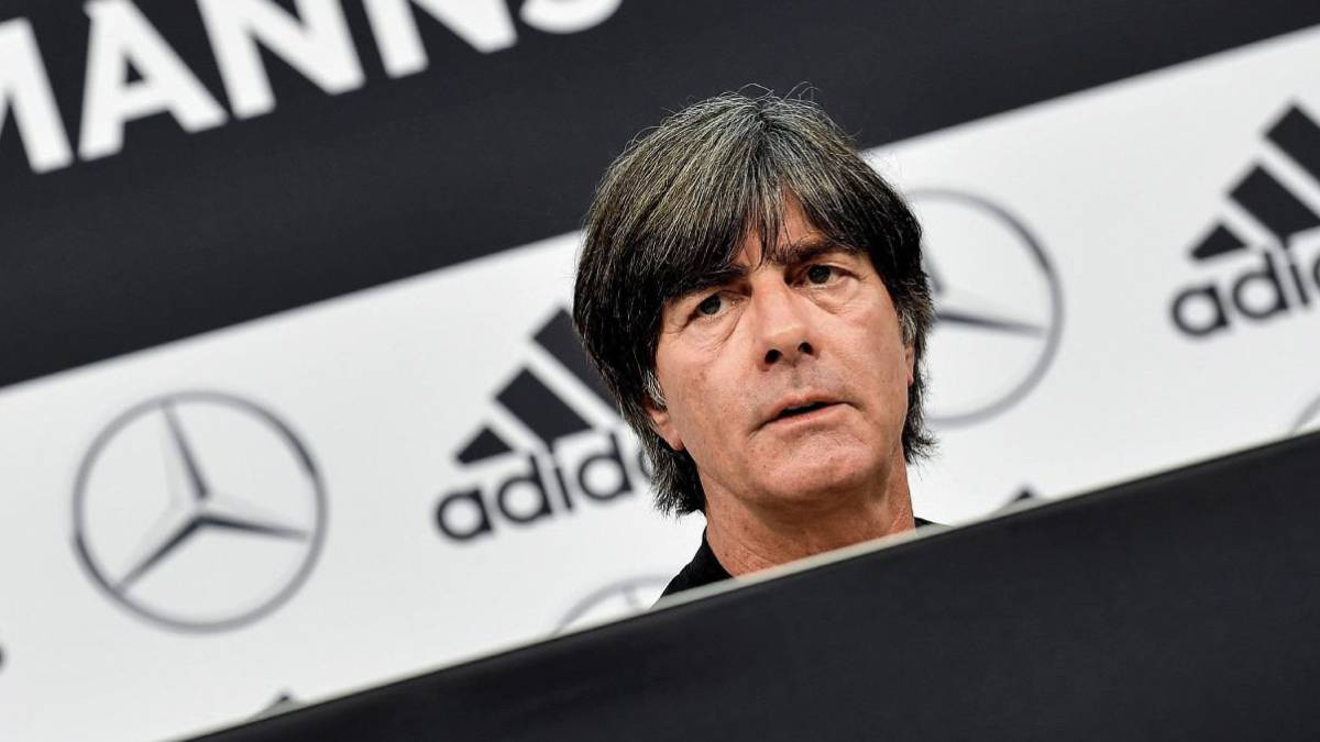 Löw rules himself out of Real Madrid coaching role