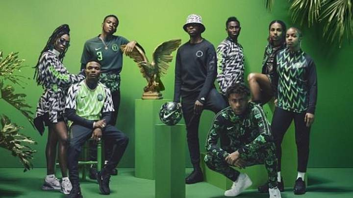 big sale 26aed af717 Nike overwhelmed by demand for Nigeria World Cup jersey - AS.com