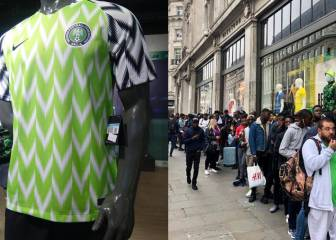 Nike overwhelmed by demand for Nigeria World Cup jersey