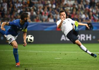 Atlético eye up Thauvin as Griezmann replacement