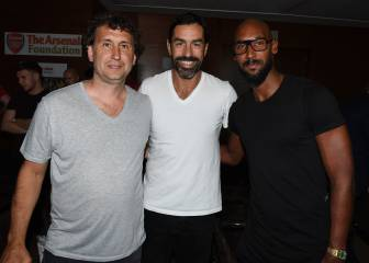 Real Madrid-Arsenal: Anelka regresa al Santiago Bernabéu