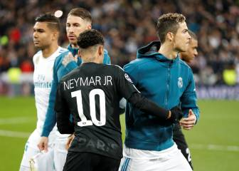 Modric merely the latest Real player to make eyes at Neymar