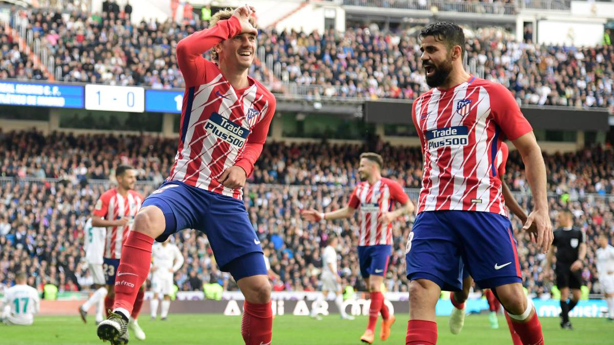 Atlético Madrid: Griezmann tells camp he's staying