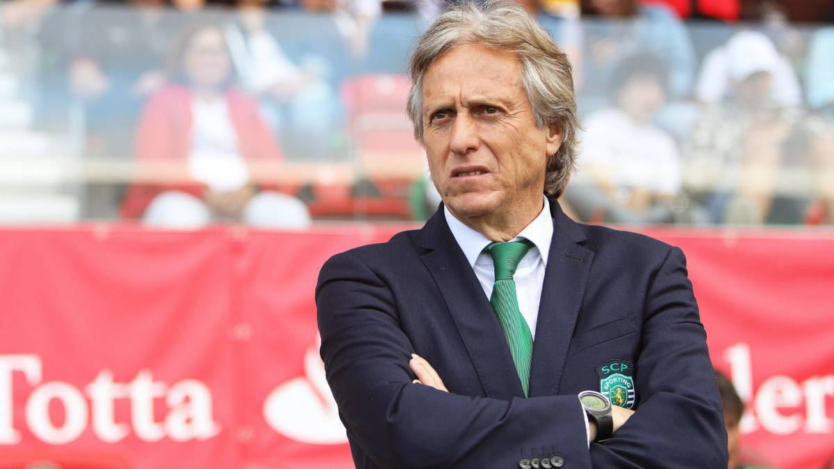 In Italy they place Jorge Jesus as an option of Real Madrid.