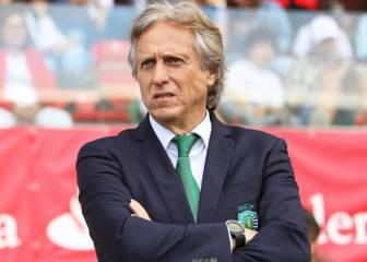 Real Madrid: Jorge Jesus emerges as surprise contender