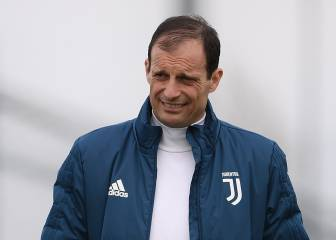 Allegri reportedly rejects Real Madrid