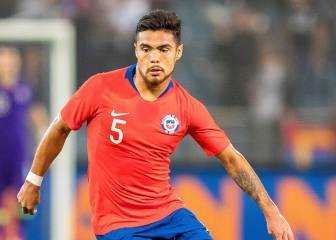 "Chile's Paulo Díaz: ""Altético Madrid is a possibility"