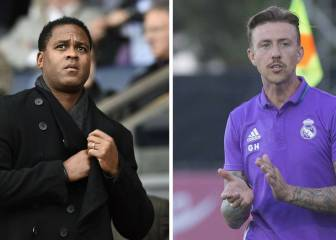 Kluivert and Guti in running for St. Mirren manager role