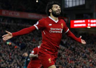Salah has been offered to Barcelona by his agents