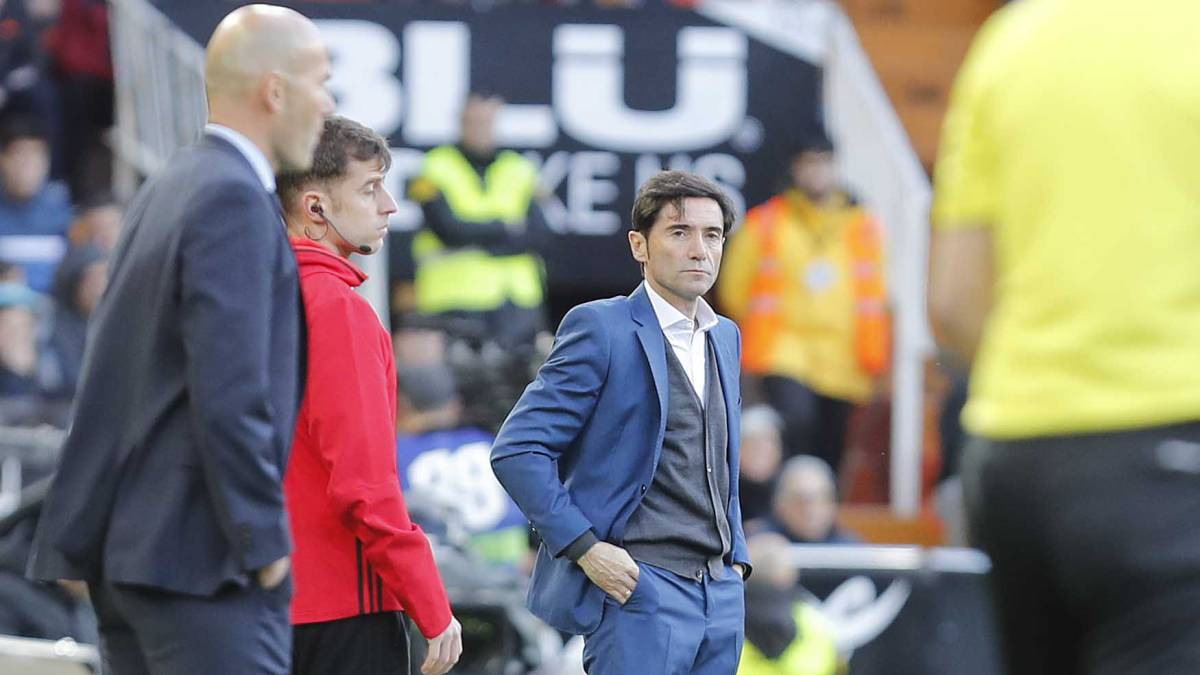 Real Madrid won't call me, and I wouldn't go - Marcelino