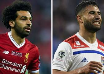 Fekir arrival at Liverpool will pave the way for Salah departure