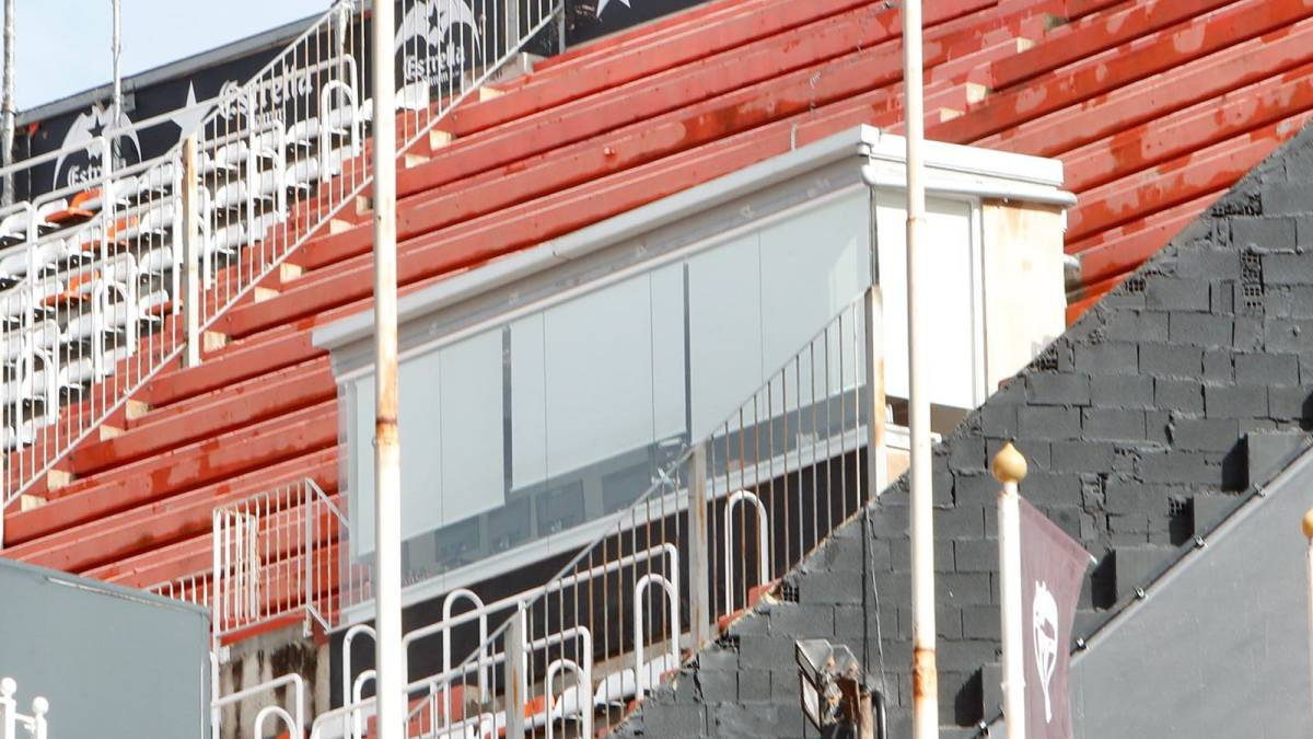 Valencia Mestalla ya tiene cabina para la sala de máquinas del VAR - AS.com
