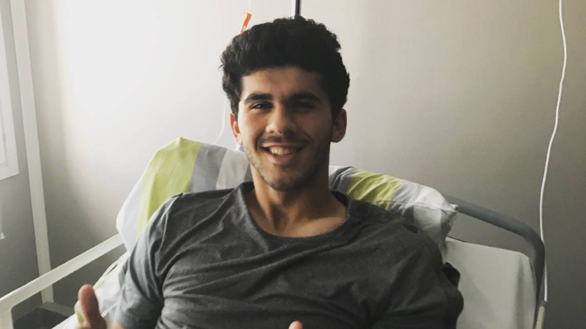 Barcelona's Carles Aleñá out for three and a half months