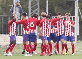 Athletic, penúltimo escollo del Juvenil en busca del Triplete