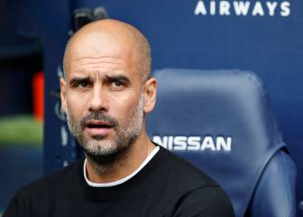 Guardiola not eyeing Spain job: