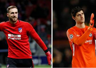 Oblak and Courtois most likely options for Real Madrid