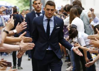 Kovacic weighs up Madrid future with Juve lurking