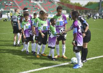 Casillas: figura en la clausura del Football For Friendship 2018
