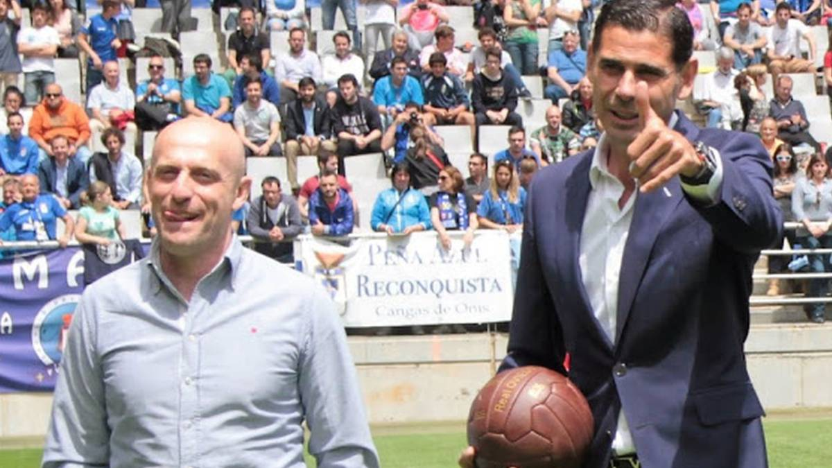Hierro's staff: Celades, Calero, Marchena all set for coaching roles
