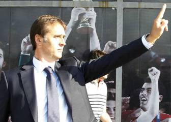 Real Madrid looking to present Julen Lopetegui on Thursday