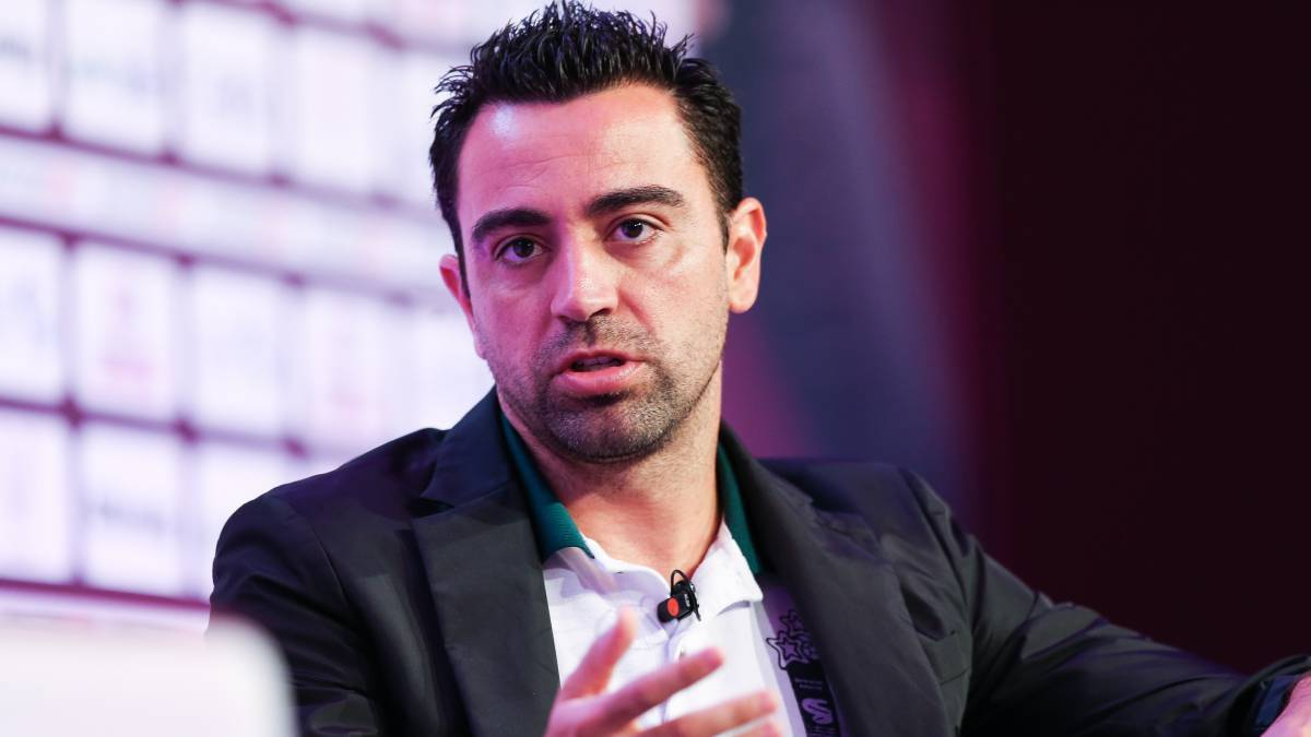 "Xavi: ""Rubiales did well, the moment was not ideal for Lopetegui"""
