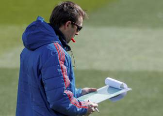 Eight important points from Lopetegui's play book