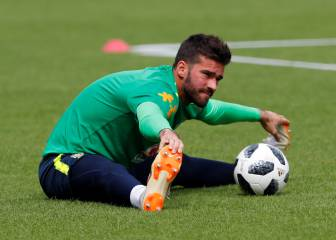 Roma president confirms Alisson is close to Real Madrid