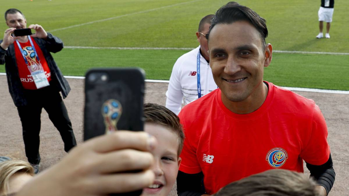 Real Madrid: Keylor Navas to stay, confident of remaining No. 1