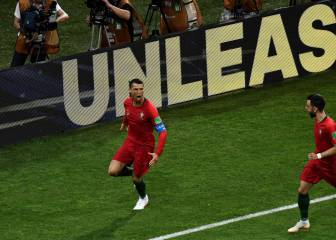 Another record for Cristiano Ronaldo: scores in four World Cups